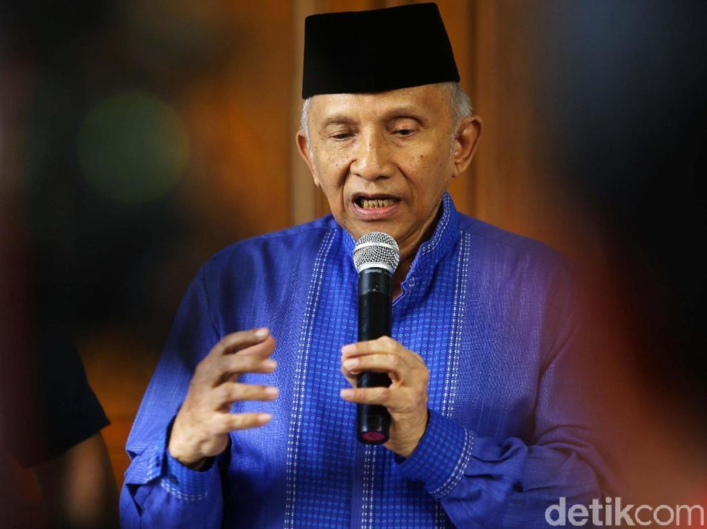 News of The Week: Amien Rais di Antara 2 Matahari