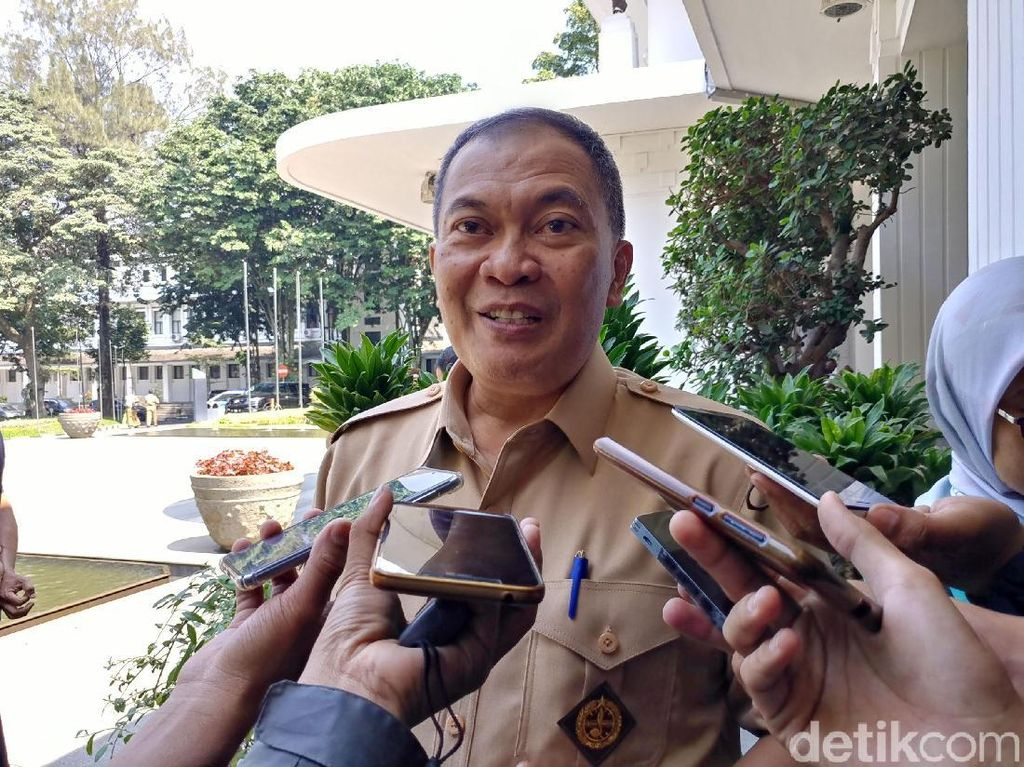 3 Pesan Wali Kota Bandung soal Hari Pertama Sekolah