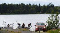 Pesawat yang Mengangkut Turis Jatuh di Swedia, 9 Orang Tewas
