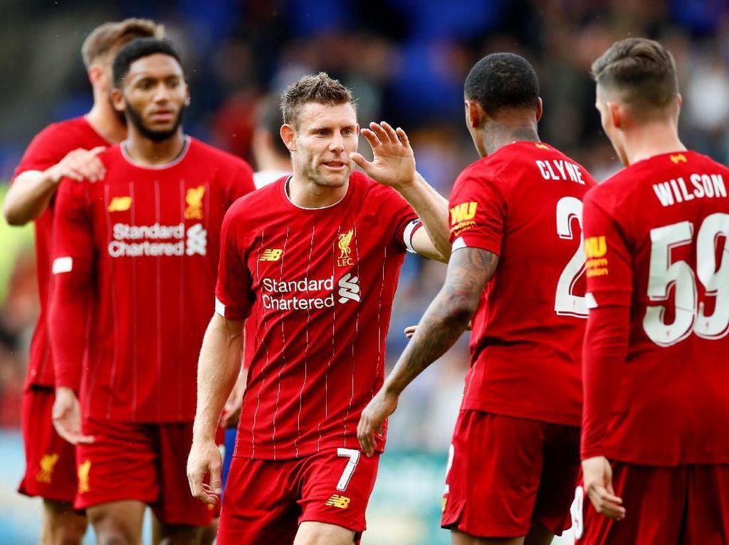 Liverpool Libas Bradford City
