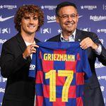 Barcelona: Ini Harinya Griezmann, Jangan Tanya-Tanya soal Neymar