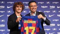 80 Juta Euro di Transfer Griezmann Bikin Panas Barca-Atletico