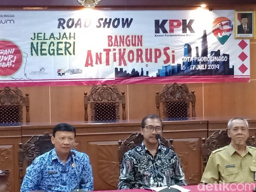 Kunjungi Probolinggo, KPK Sebut Banyak Laporan Adanya Dugaan Korupsi