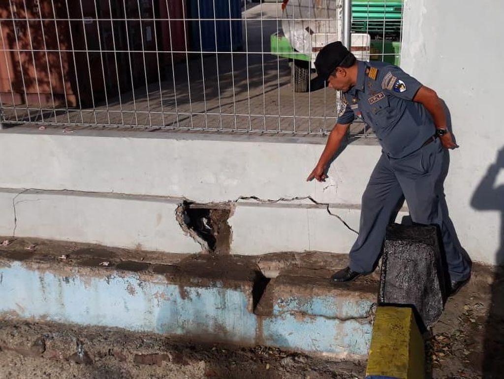 Pascagempa Labuha, Aktivitas Pelabuhan Babang Kembali Normal