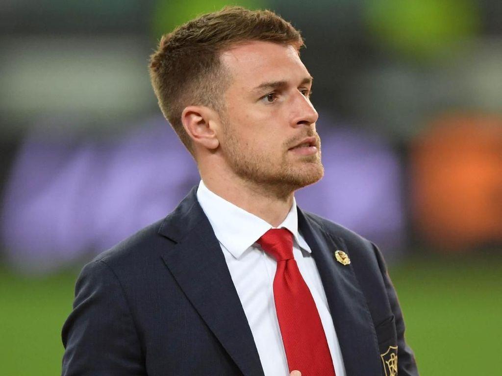 Ramsey Tak Bisa Tolak Juventus
