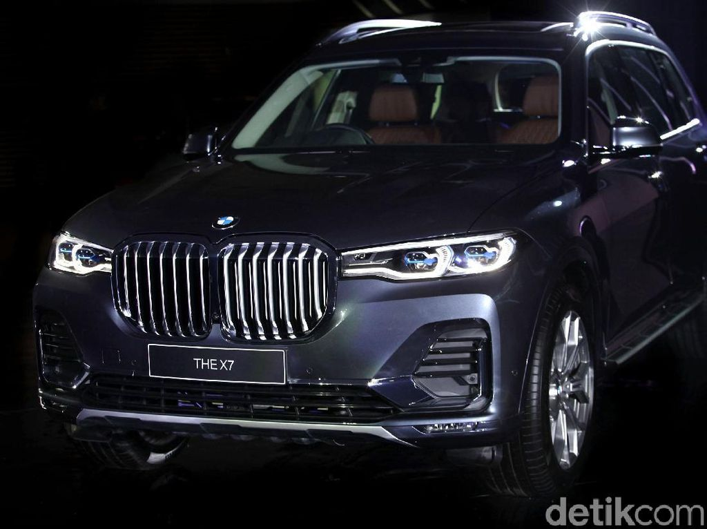Baru Meluncur di Jakarta, BMW X7 The President Sudah Sold Out!