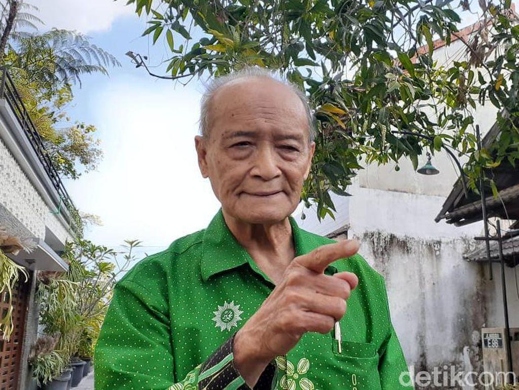 Buya Syafii soal Kabinet Jokowi II: Susah Kalau Ada Dagang Sapi