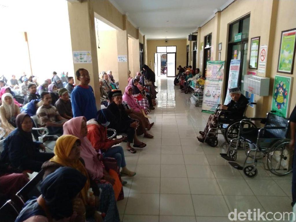 Sidak RSUD, Bupati Ciamis: Pasien Antre dari Subuh, Dokter Belum Datang