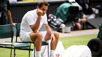 Penyesalan Federer atas Match Point yang Lepas
