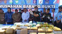 BNN: Banda Aceh Ibu Kota Provinsi dengan Tingkat Peredaran Narkoba Terendah