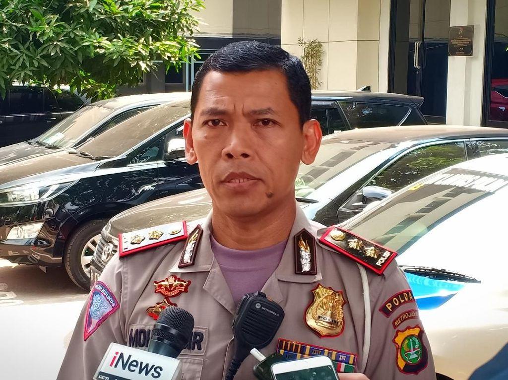 Tabrak Panitia Lari, Pengendara Rubicon Dijerat Polisi