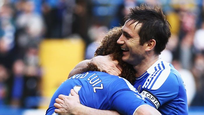 Chelsea v Bolton Wanderers - Premier League