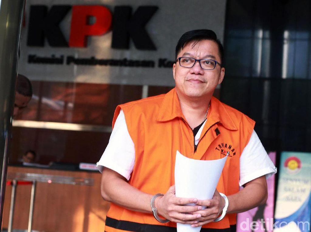 Korupsi Jalan di Jayapura, David Manibui Diperiksa KPK