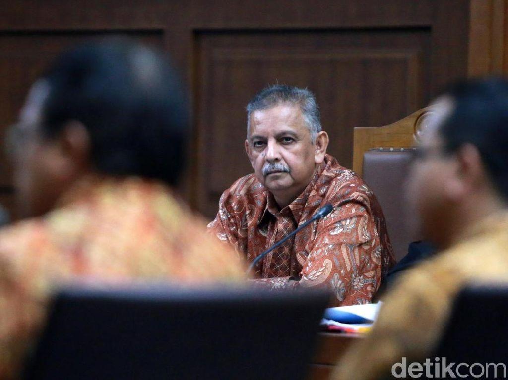 Sofyan Basir Ajukan Idrus Marham Jadi Saksi Meringankan Kasus PLTU Riau
