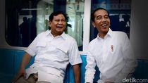 Sanjungan Ketua DPR atas Pertemuan Jokowi-Prabowo