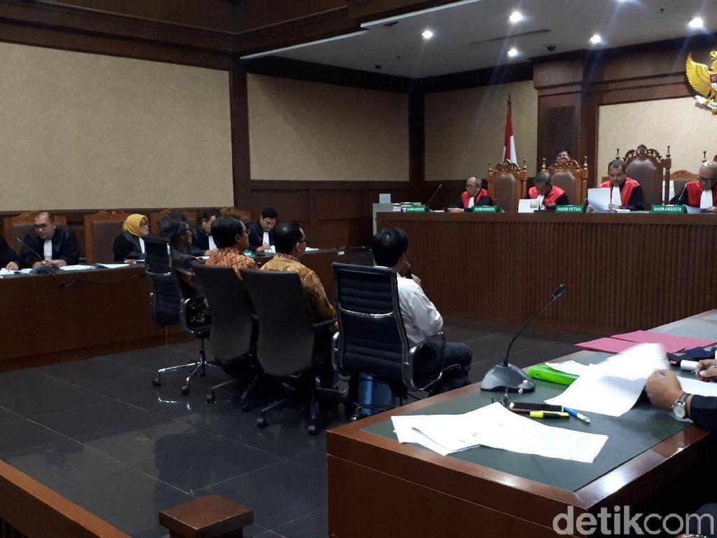 Jaksa Cecar Dirut PJB Soal Pertemuan Sofyan Basir dengan Eni-Kotjo