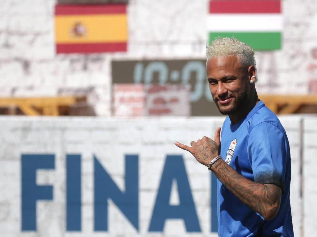 Neymar Bisa Kompak dengan Hazard di Madrid