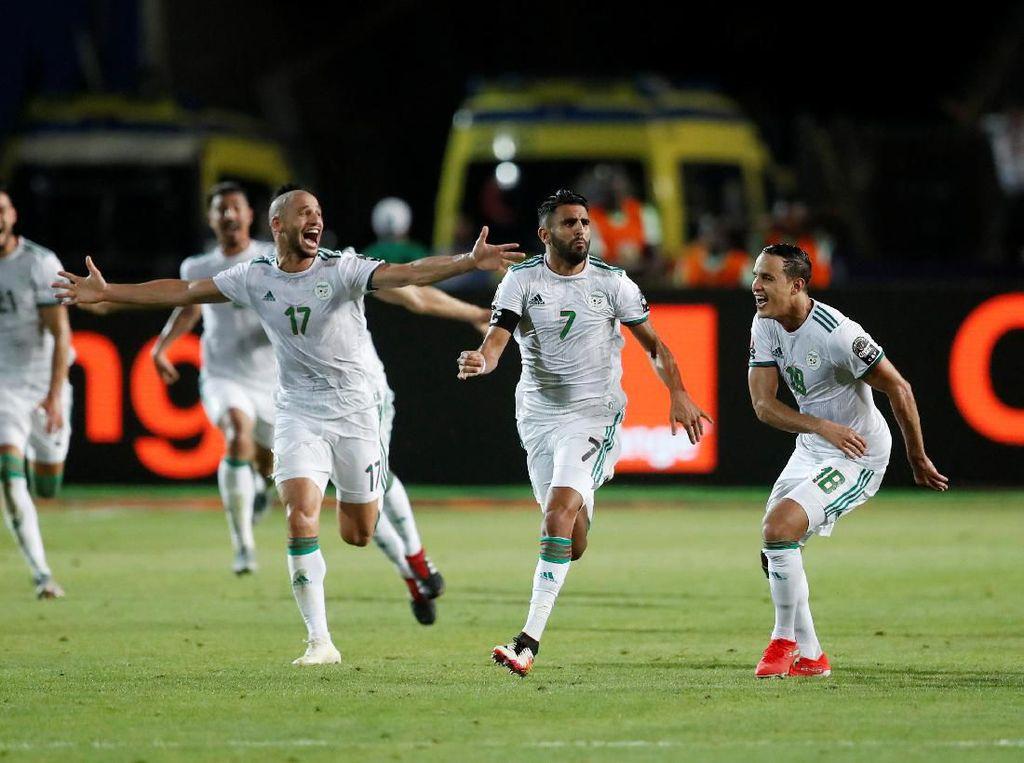 Piala Afrika 2019: Senegal Jumpa Aljazair di Final