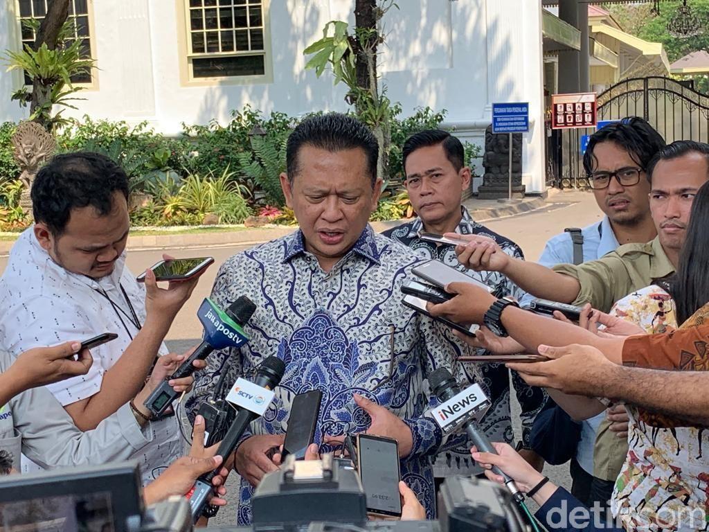 Ketua DPR Siap Sambut dan Paripurnakan Amnesti Baiq Nuril