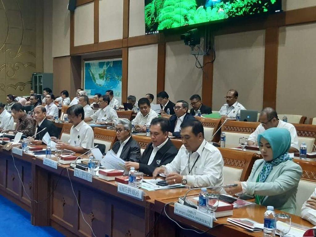 DPR Panggil Jonan, Bahas Subsidi BBM hingga Elpiji
