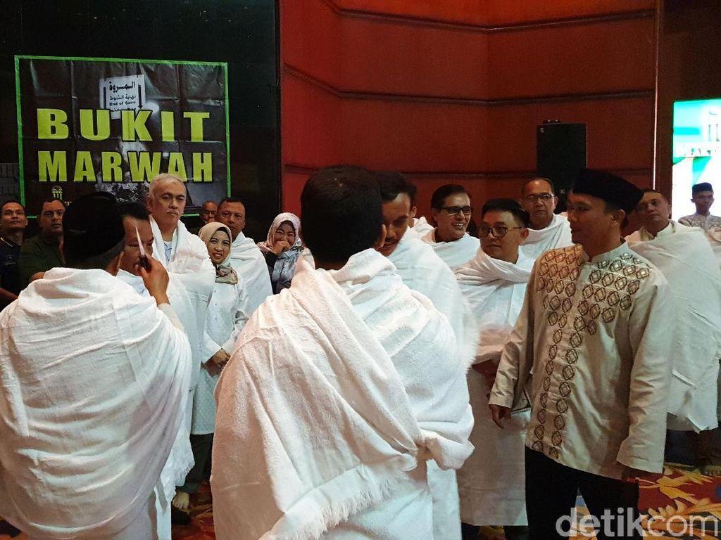 Para Calon Haji, Yuk Olahraga Ringan Dulu Sebelum Berangkat
