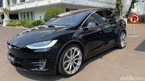 Bamsoet Pakai Mobil Listrik, Ngecas Sekali untuk Seminggu