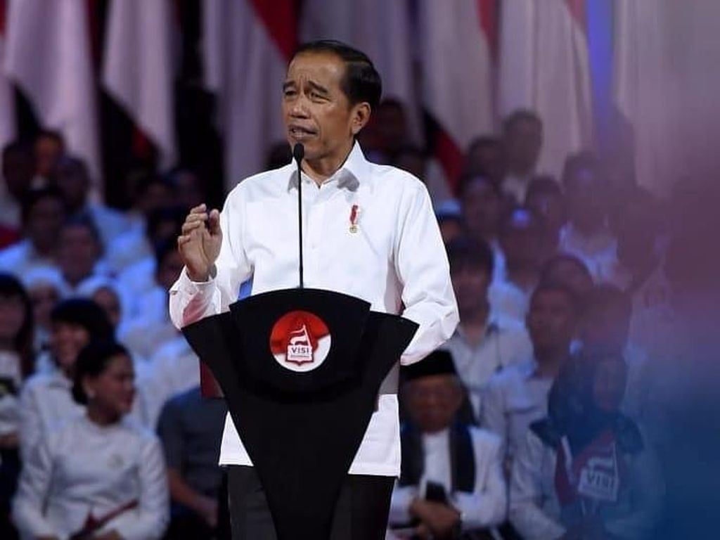 Jokowi Belum Bahas Kriteria Menteri Muda untuk Periode Kedua