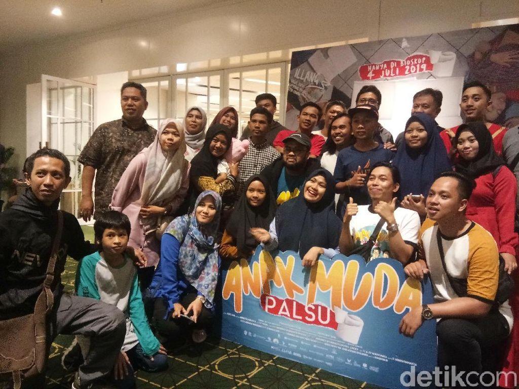 Film Sineas Makassar Anak Muda Palsu Terima Respons Positif
