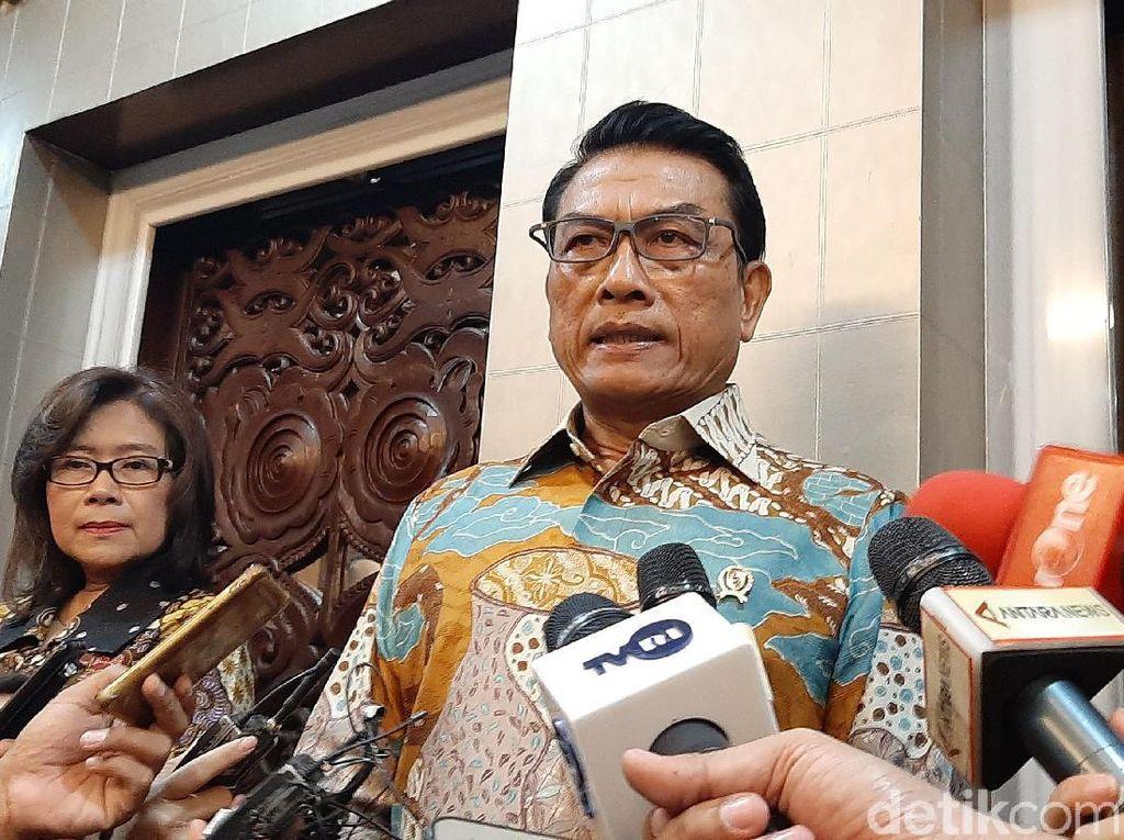 Jokowi Beri Grasi ke Terpidana Sodomi Siswa JIS, Moeldoko: Soal Kemanusiaan