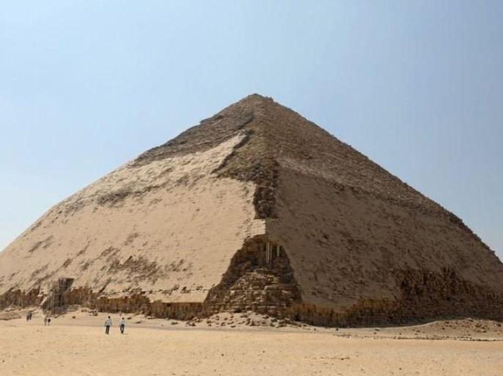 Foto: Piramida Kuno Mesir Dibuka, Sempat Ada Muminya