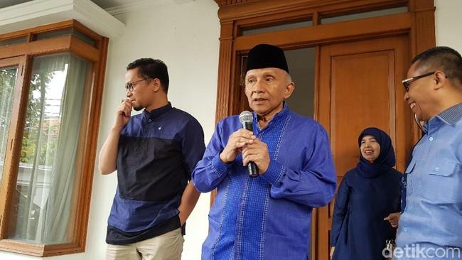 Isi Surat Prabowo: Pak Amien, Keutuhan NKRI Lebih Saya Pentingkan