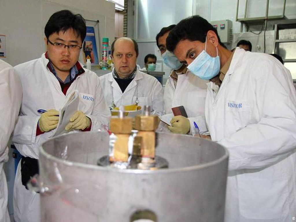 3 Negara Terkuat Eropa Peringatkan tentang Kesepakatan Nuklir Iran