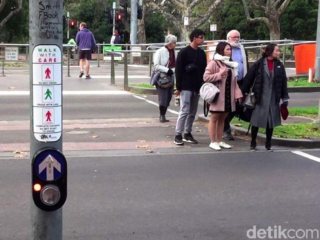 Jangan Asal Nyelonong, Ini Cara Nyeberang Jalan di Melbourne
