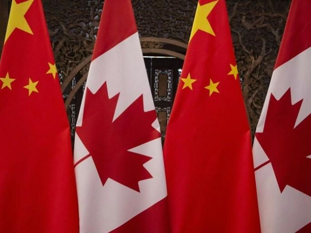 China Akui Tahan Warga Kanada Atas Kasus Narkoba