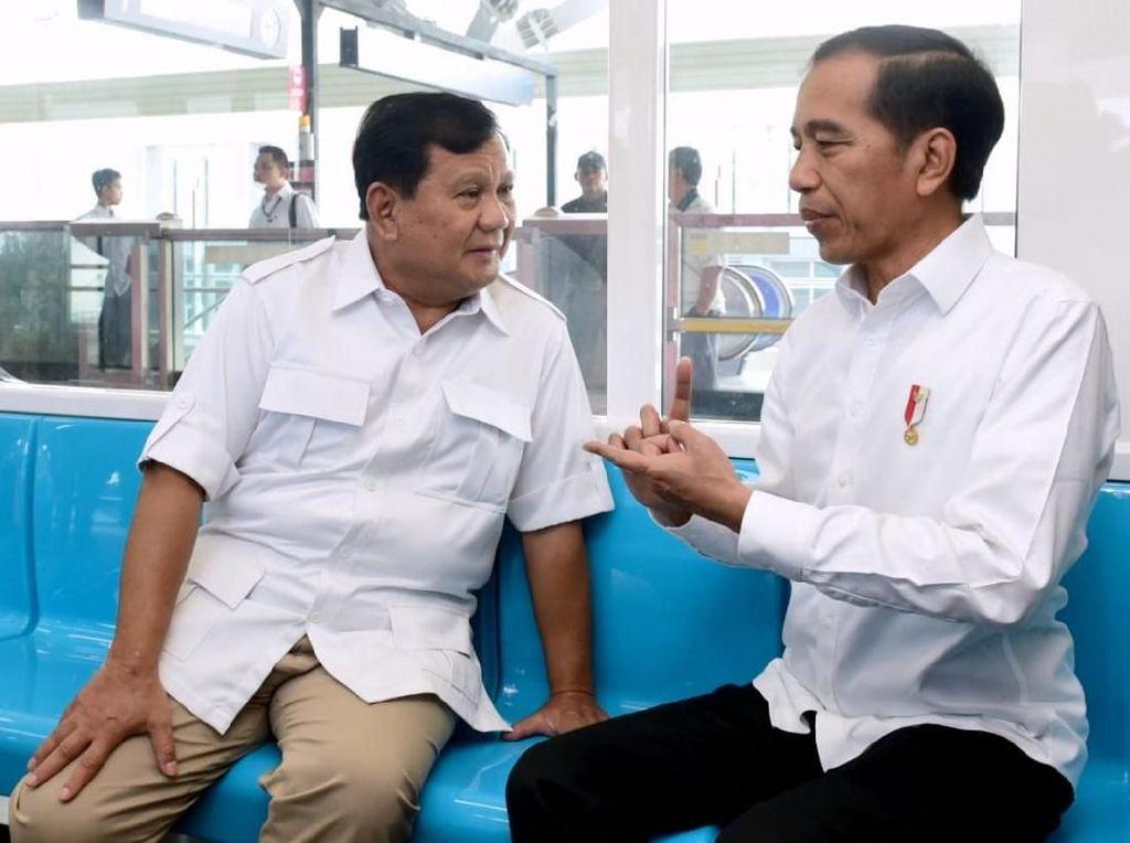PKS: Ada yang Tak Nyaman Jika Gerindra Gabung Koalisi Jokowi