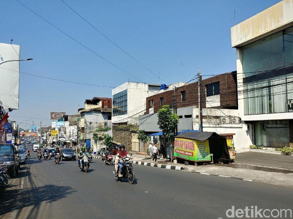 Menyusuri Kembali Uji Coba Satu Arah Sukajadi-Setiabudi Bandung