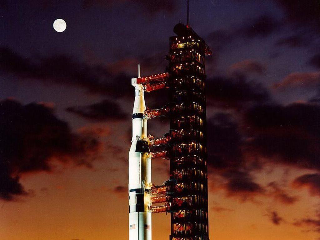 Mau Balik ke Bulan, Kenapa NASA Tak Pakai Teknologi Apollo 11?