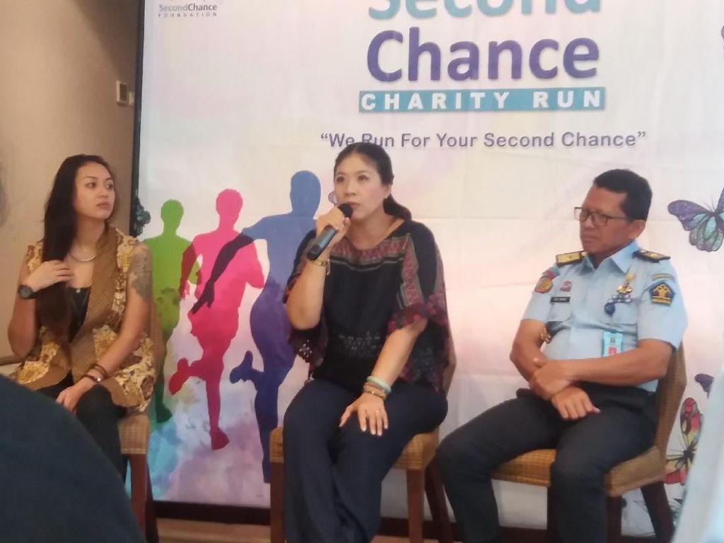 Dukung Pembinaan Warga Lapas, Second Chance Charity Run 2019 Digelar 21 Juli