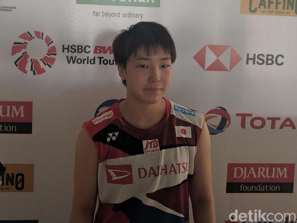 Penonton Berisik, Akane Menang Susah Payah atas Li Xue Rui di Indonesia Open