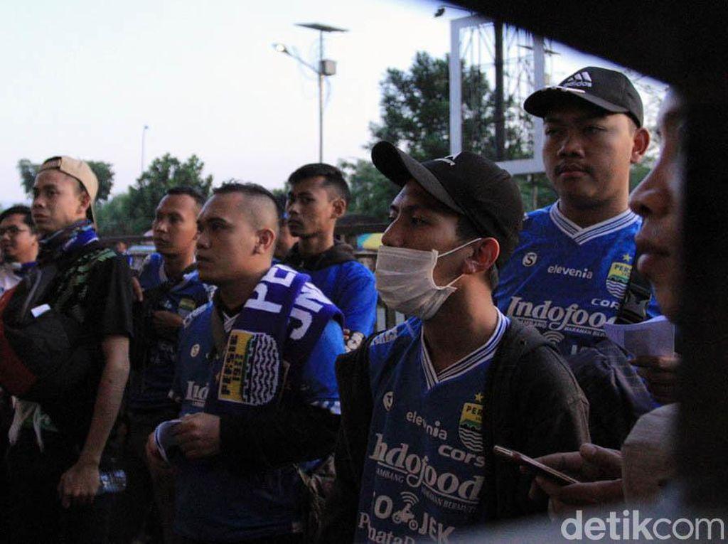 Persib Vs Bali United Dijaga 1.500 Personel Keamanan