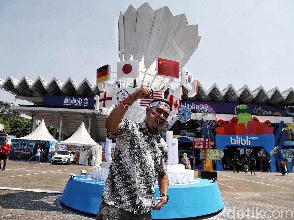 Panpel Daihatsu Indonesia Masters Antisipasi Cuaca Ekstrem di Sejumlah Titik Venue