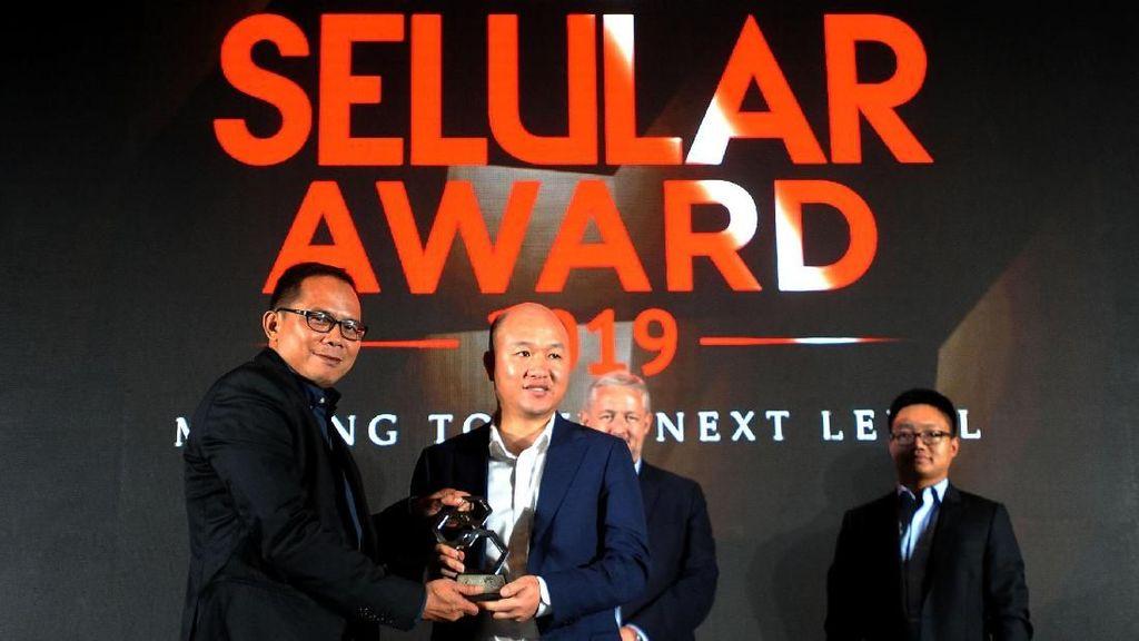 Penghargaan Inovasi 5G Terbaik