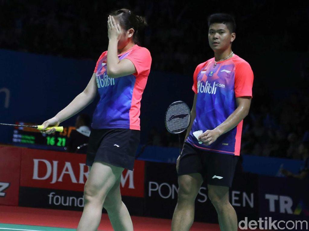 Praveen/Melati Kandas di Babak I Indonesia Open, Pelatih Luput Matangkan Mental