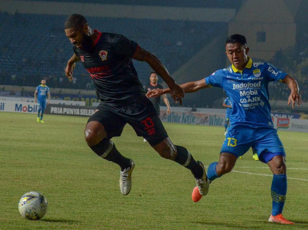 Persib Vs Kalteng Putra: Brace Febri Menangkan Maung Bandung 2-0