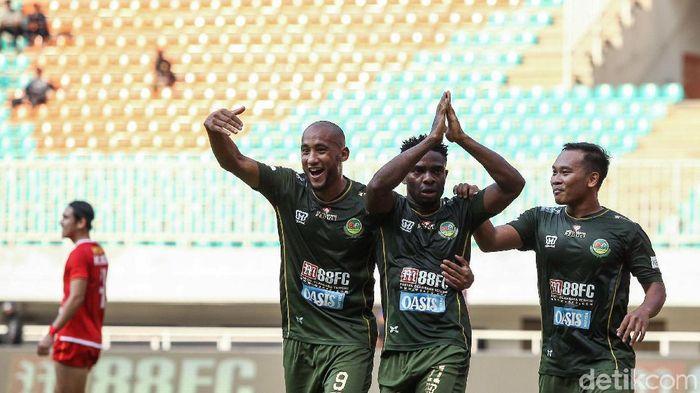 Tira Persikabo akan bertanding di Liga 1 hari ini menghadapi Barito Putera (Rifkianto Nugroho)