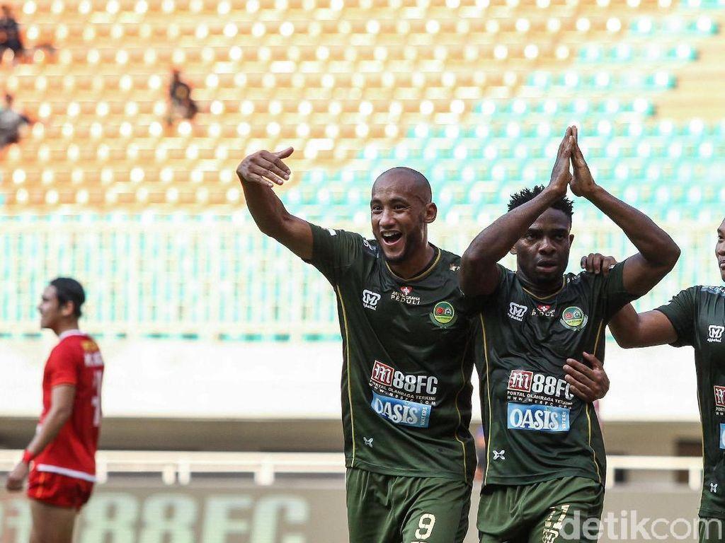 Jadwal Liga 1 Hari Ini: Bali United vs Semen Padang, Barito vs Tira Persikabo