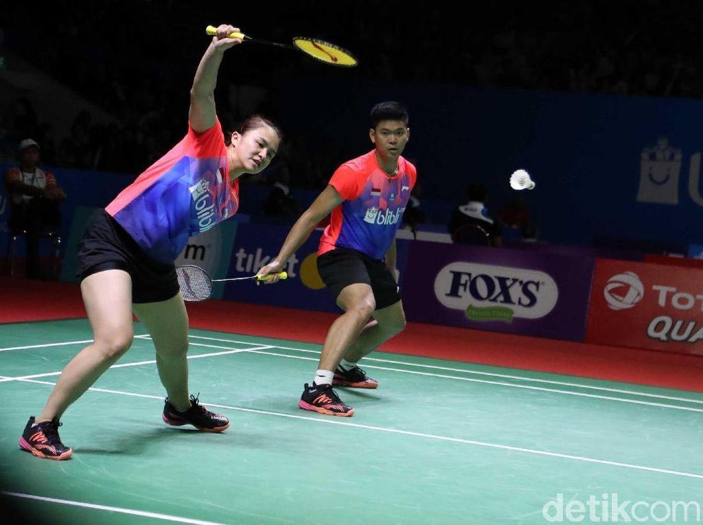 Langsung Kandas di Indonesia Open, Praveen/Melati Diminta Perhatikan Detail