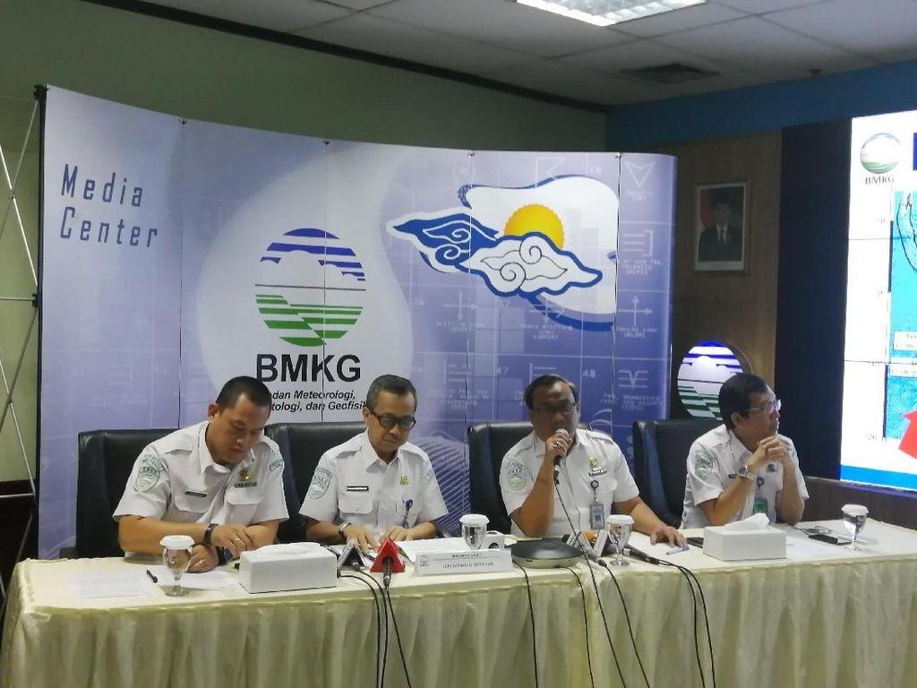 BMKG soal Gempa Bali dan Pulau Bacan: Tak ada Kaitan, Pemicunya Beda