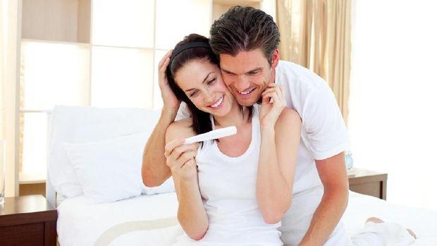 Ilustrasi cara cepat hamil