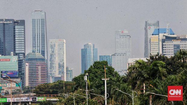 Walhi Nilai Lidah Mertua Belum Cukup Kurangi Polusi Udara DKI